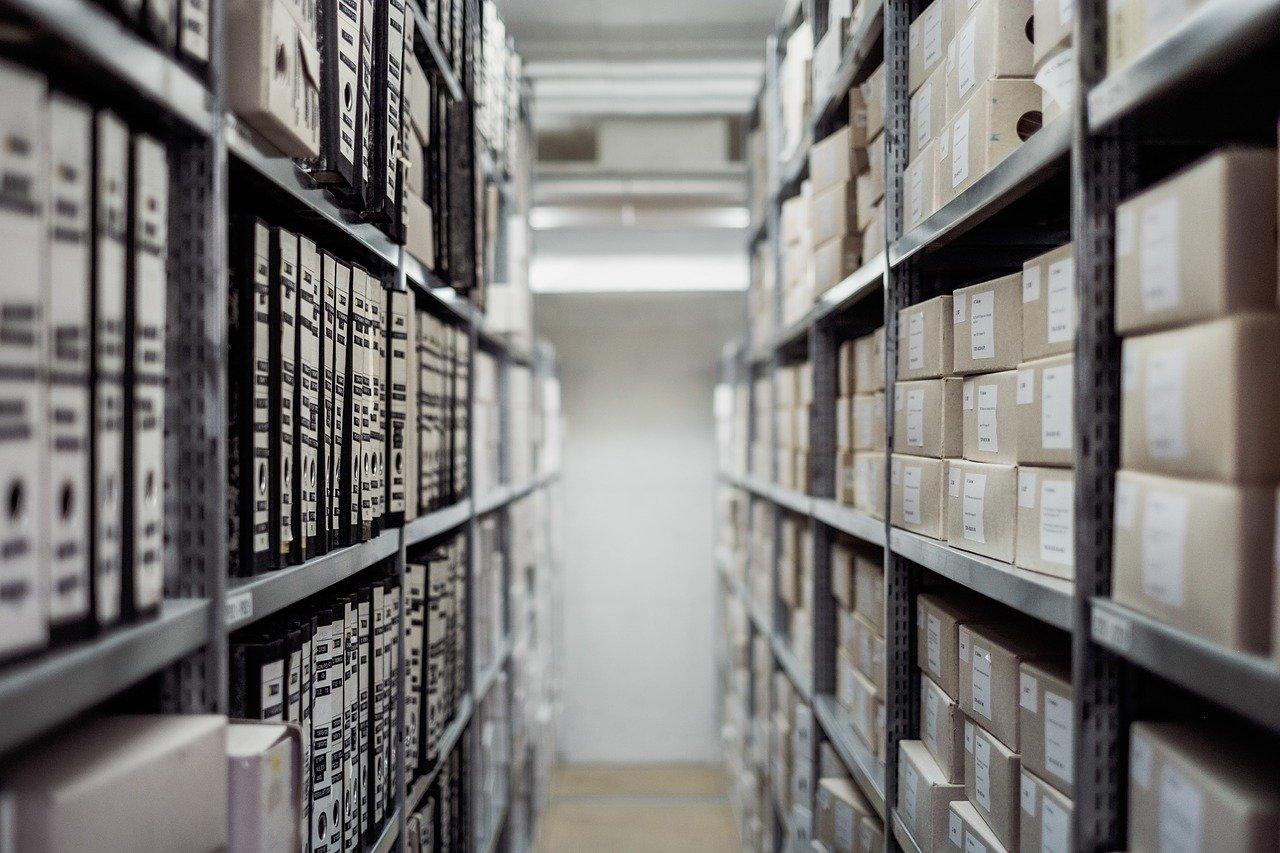 archivage société